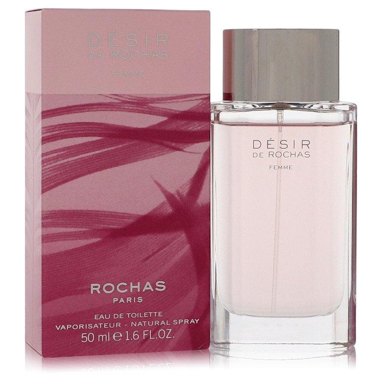 Desir De Rochas by Rochas for Women Eau De Toilette Spray 1.7 oz