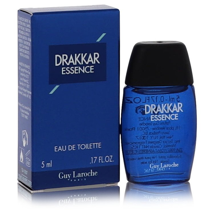 Drakkar Essence by Guy Laroche for Men Mini EDT .17 oz