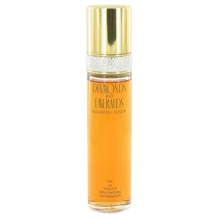 Diamonds & Emeralds Perfume 100 ml Eau De Toilette Spray (unboxed) for Women