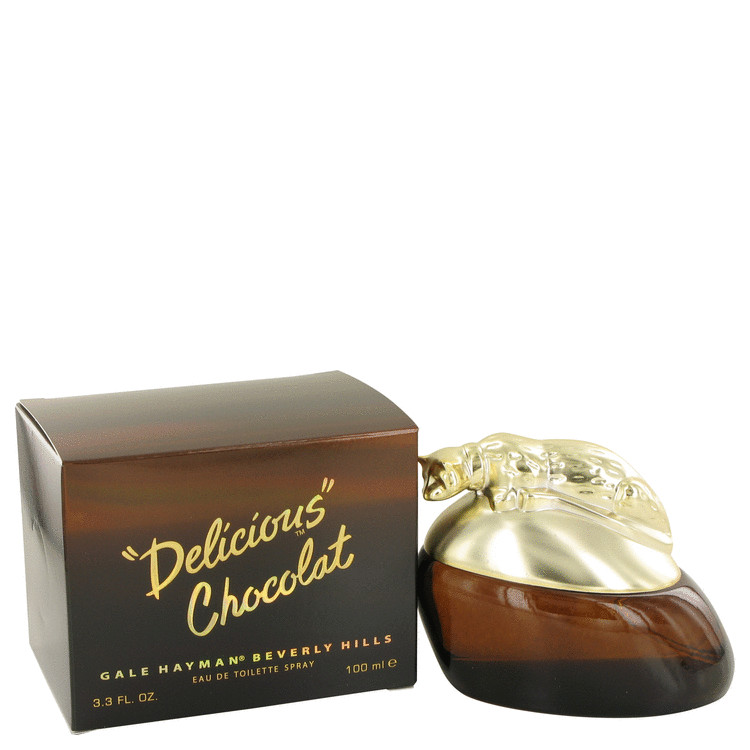 Delicious Chocolat Perfume by Gale Hayman 100 ml EDT Spay for Women