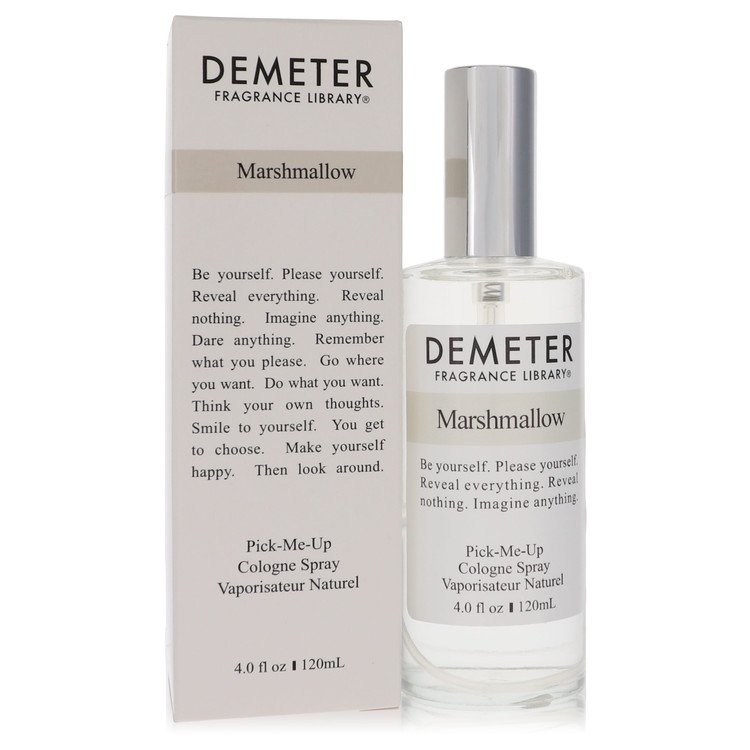 Demeter Marshmallow Perfume by Demeter 120 ml Cologne Spray for Women