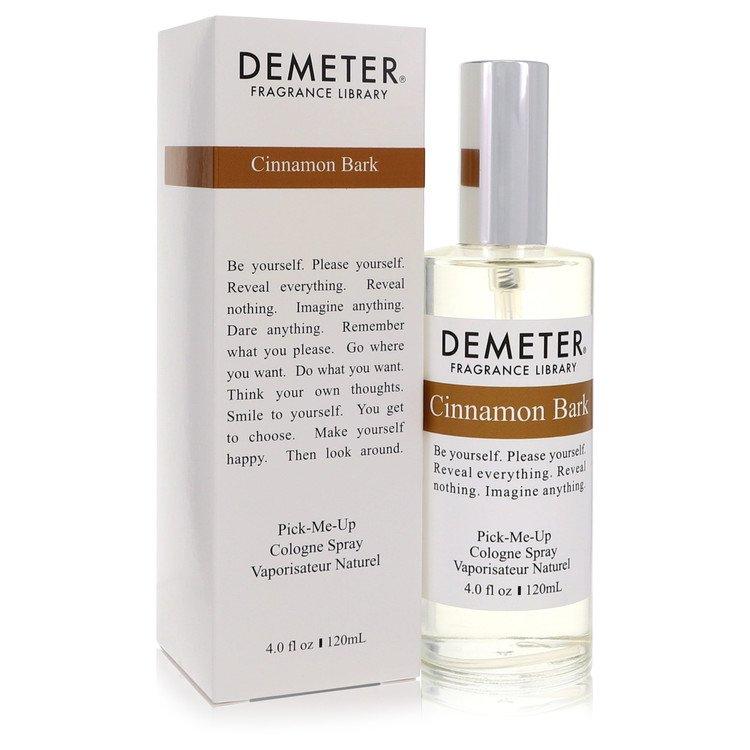 Demeter by Demeter for Women Cinnamon Bark Cologne Spray 4 oz