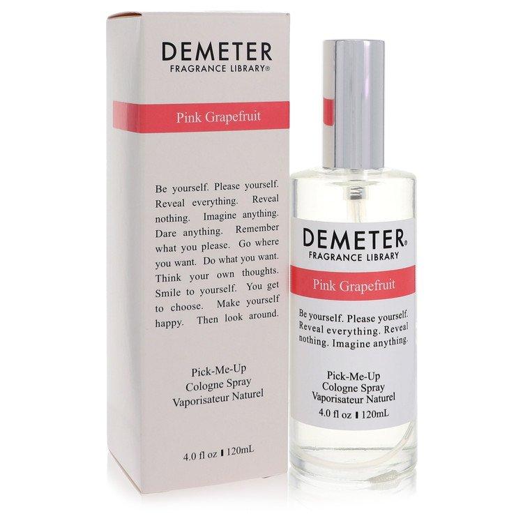 Demeter by Demeter for Women Pink Grapefruit Cologne Spray 4 oz