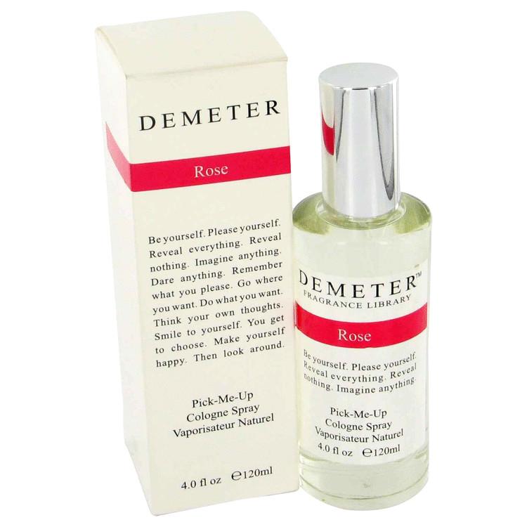Demeter Perfume by Demeter 120 ml Rose Cologne Spray for Women