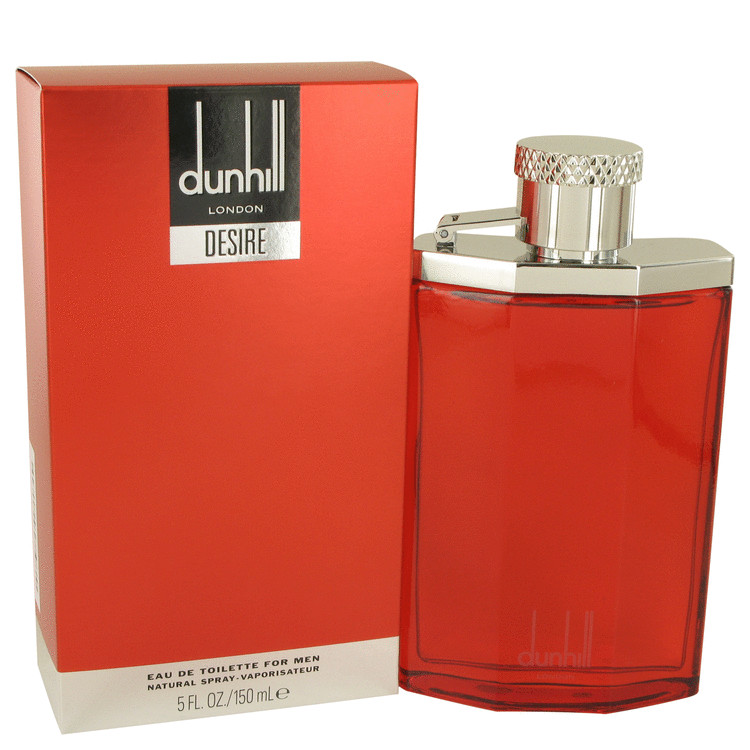 Desire Cologne by Alfred Dunhill 150 ml Eau De Toilette Spray for Men