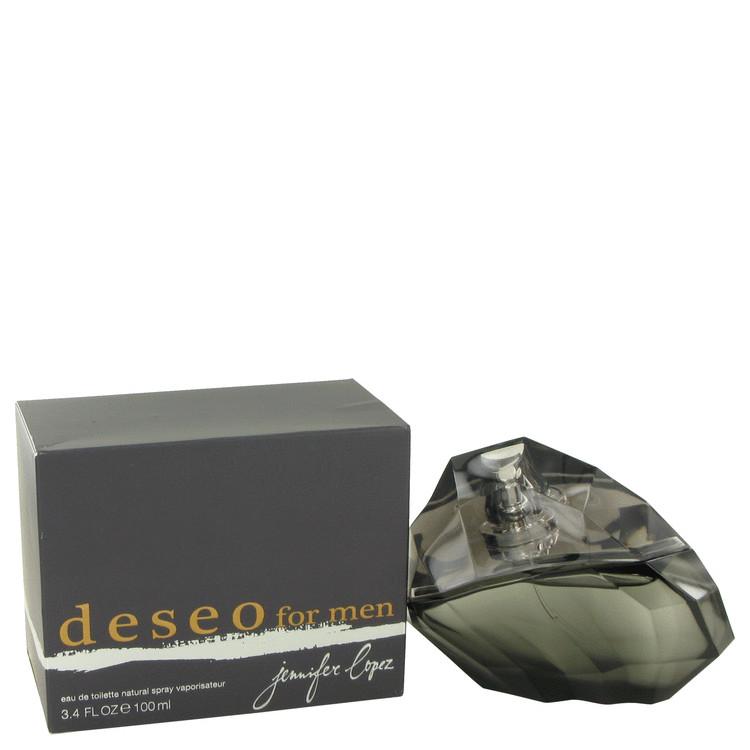Deseo Cologne by Jennifer Lopez 100 ml Eau De Toilette Spray for Men