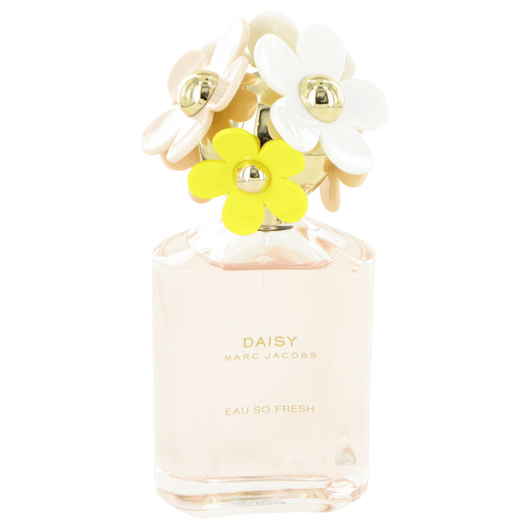 Daisy Eau So Fresh Perfume 4.2 oz EDT Spray (unboxed) for Women