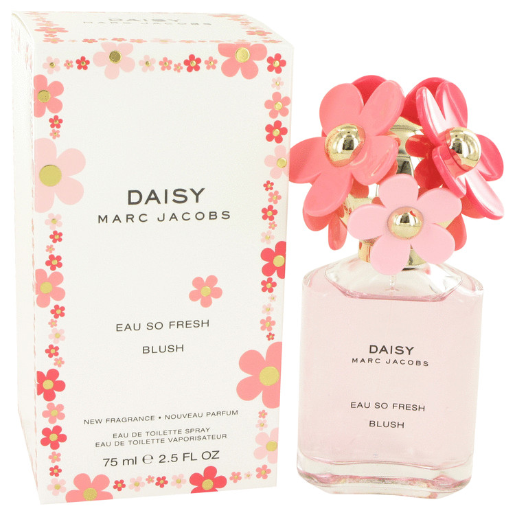 Daisy Eau So Fresh Blush Perfume 75 ml EDT Spay for Women