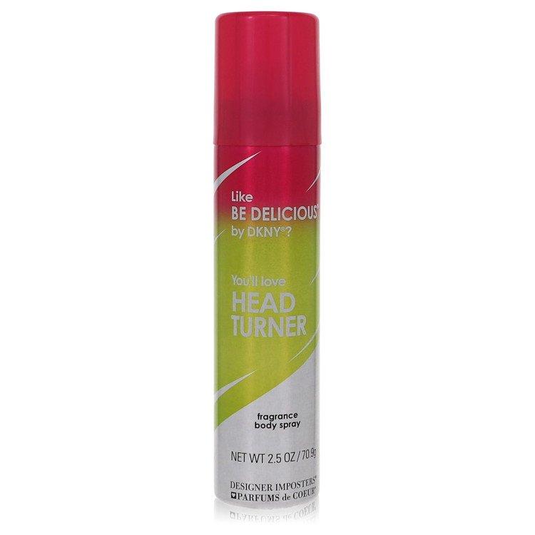 Designer Imposters Head Turner By Parfums De Coeur 2.5 oz Body Spray for Women