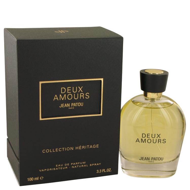 Deux Amours Perfume by Jean Patou 100 ml Eau DE Parfum Spray for Women