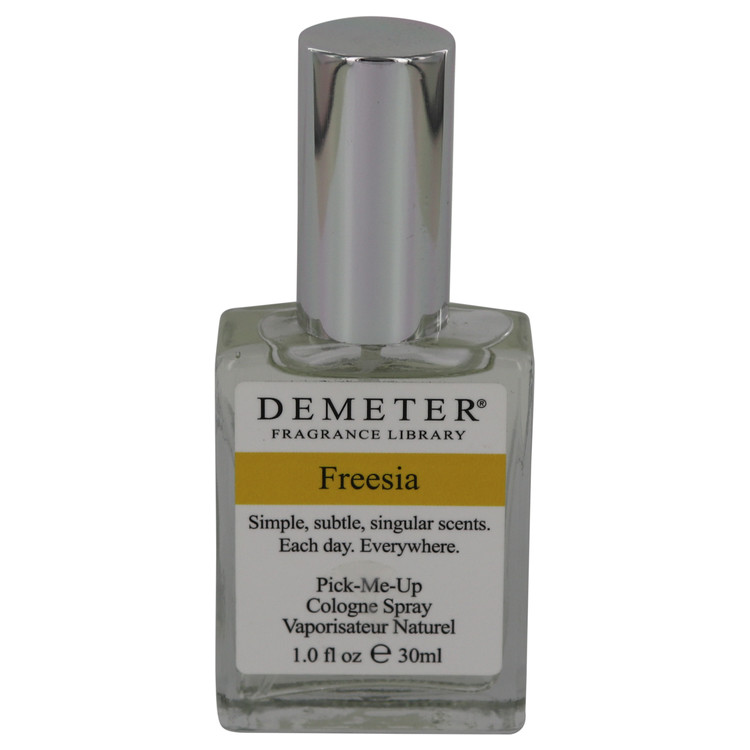 Demeter Freesia by Demeter Women's Cologne Spray (unboxed) 1 oz