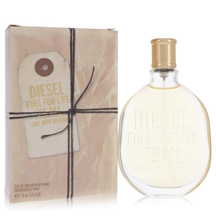 Fuel For Life Perfume by Diesel 75 ml Eau De Parfum Spray for Women