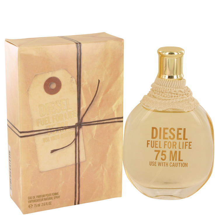 Fuel For Life Perfume by Diesel 2.5 oz EDP Spray for Women