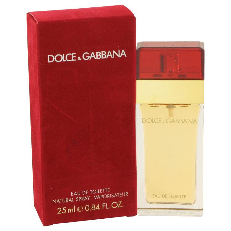 Dolce & Gabbana Perfume by Dolce & Gabbana 25 ml EDT Spay for Women