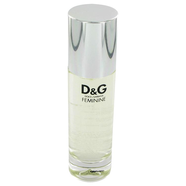Feminine Perfume by Dolce & Gabbana 100 ml EDT Spray(Tester) for Women