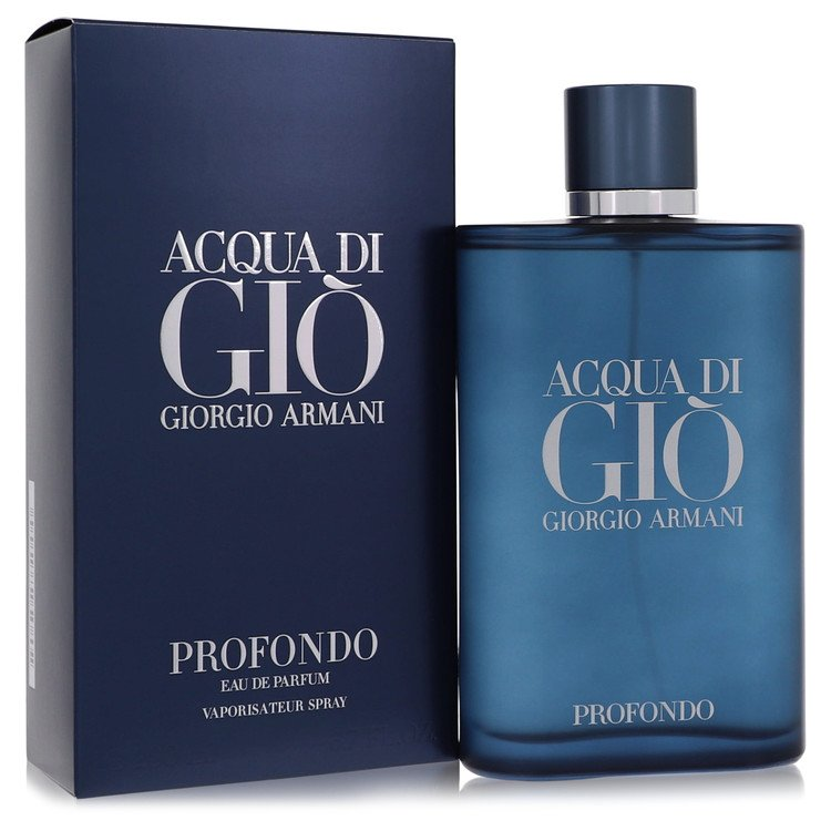 Acqua Di Gio Profumo Cologne by Giorgio Armani 6 oz EDP Spay for Men