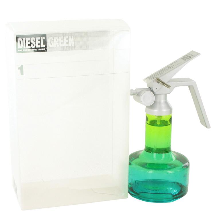 Diesel Green Cologne by Diesel 75 ml Eau De Toilette Spray for Men