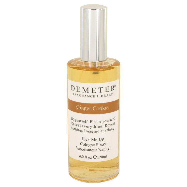 Demeter Perfume 120 ml Ginger Cookie Cologne Spray (unboxed) for Women