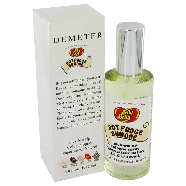 Demeter by Demeter for Women Hot Fudge Sundae Cologne Spray 4 oz