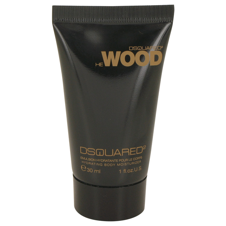 He Wood by Dsquared2 for Men Body Lotion 1 oz