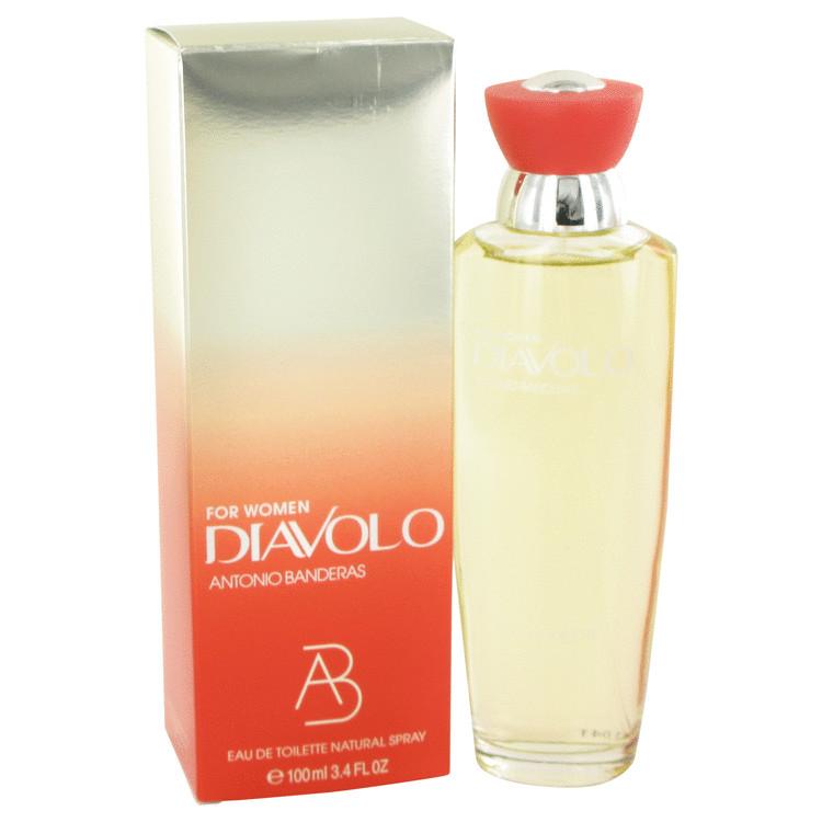 Diavolo Perfume by Antonio Banderas 100 ml EDT Spay for Women