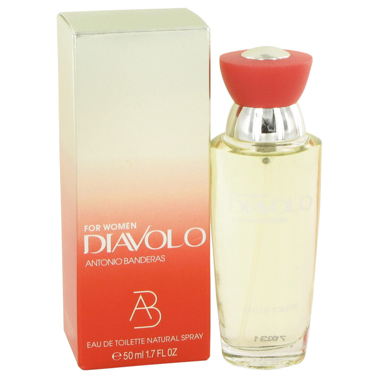 Diavolo Perfume by Antonio Banderas 50 ml EDT Spay for Women