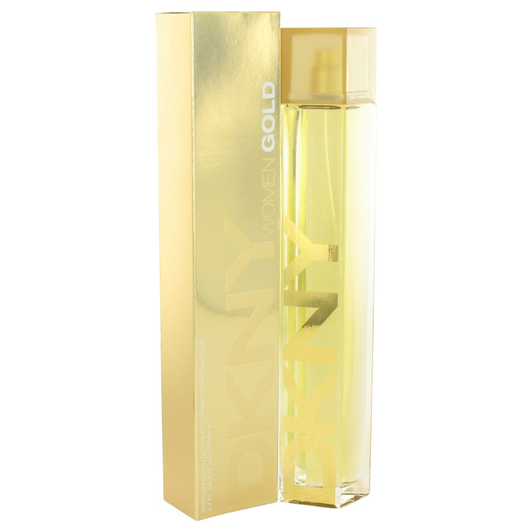 Dkny Gold Perfume by Donna Karan 100 ml EDT Spay for Women