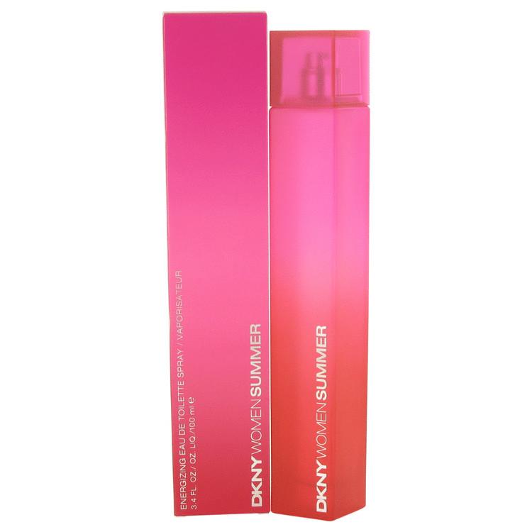 Dkny Summer Perfume 3.4 oz Energizing EDT Spray (2015) for Women