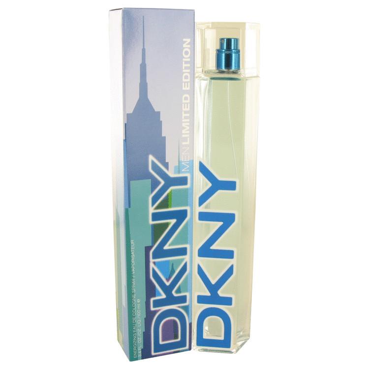Dkny Summer Cologne 100 ml Energizing Eau De Cologne Spray (2016) for Men