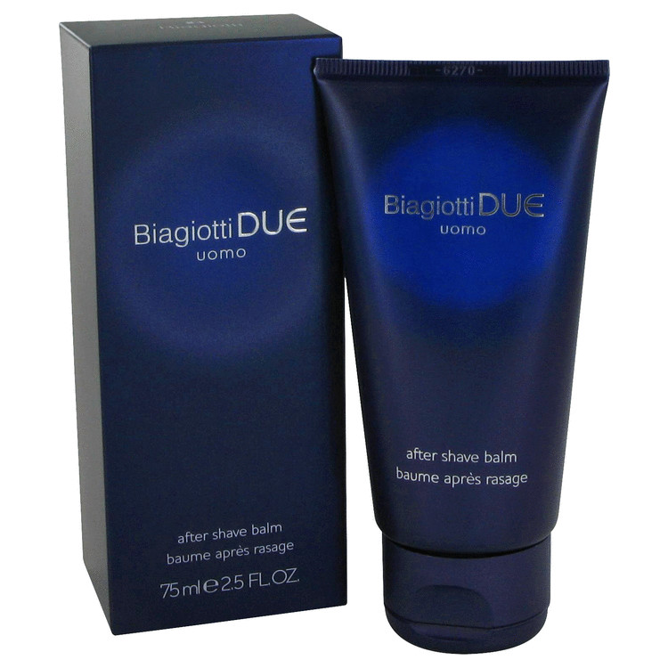 Due After Shave by Laura Biagiotti 2.5 oz After Shave Balm for Men