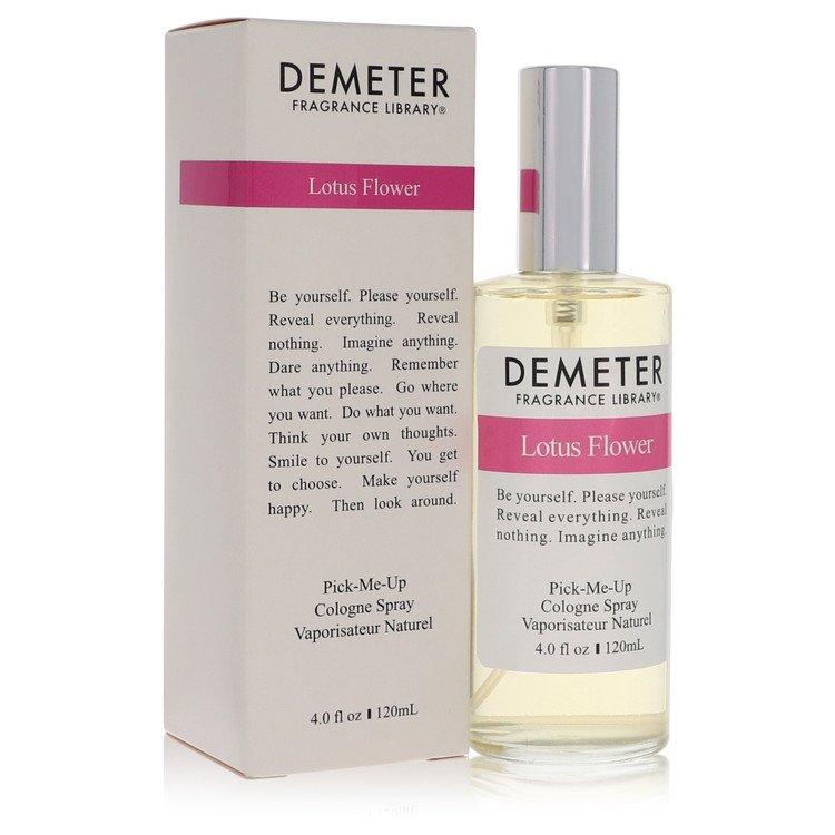 Demeter Perfume by Demeter 120 ml Lotus Flower Cologne Spray for Women