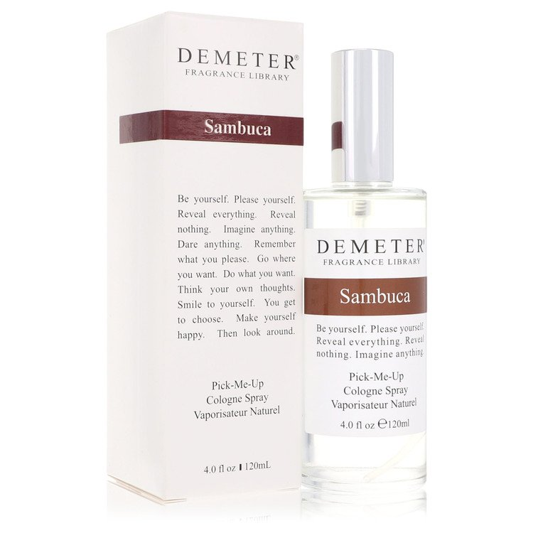 Demeter by Demeter for Women Sambuca Cologne Spray 4 oz