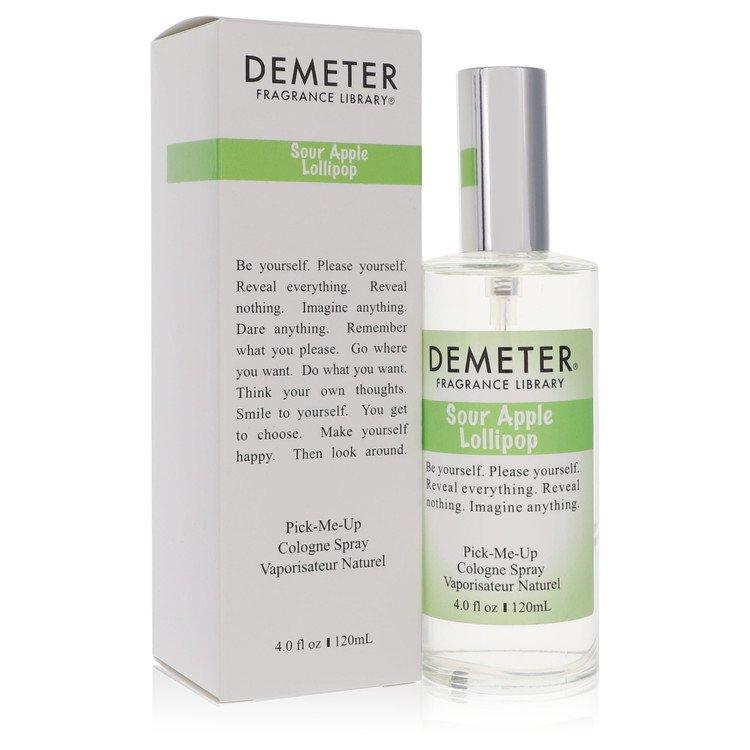 Demeter by Demeter for Women Sour Apple Lollipop Cologne Spray (formerly Jolly Rancher Green Apple) 4 oz