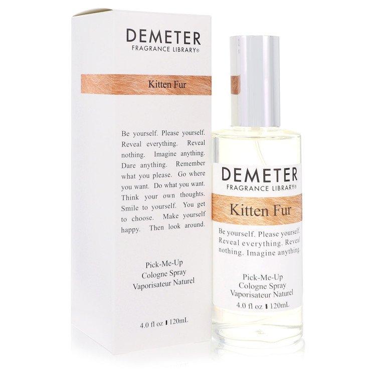 Demeter Kitten Fur by Demeter Cologne Spray 4 oz for Women