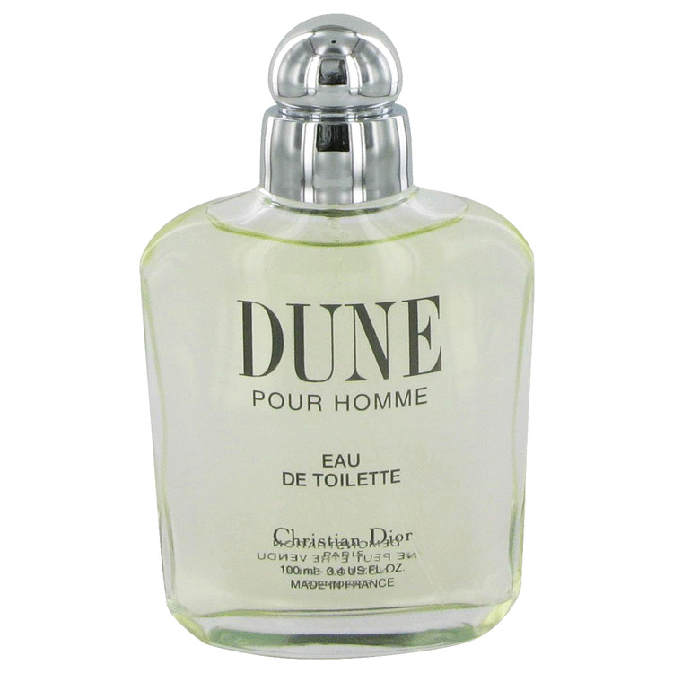 DUNE by Christian Dior for Men Eau De Toilette Spray (Tester) 3.4 oz