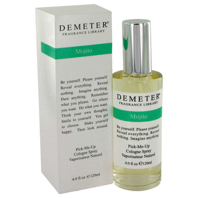 Demeter Perfume by Demeter 4 oz Mojito Cologne Spray for Women