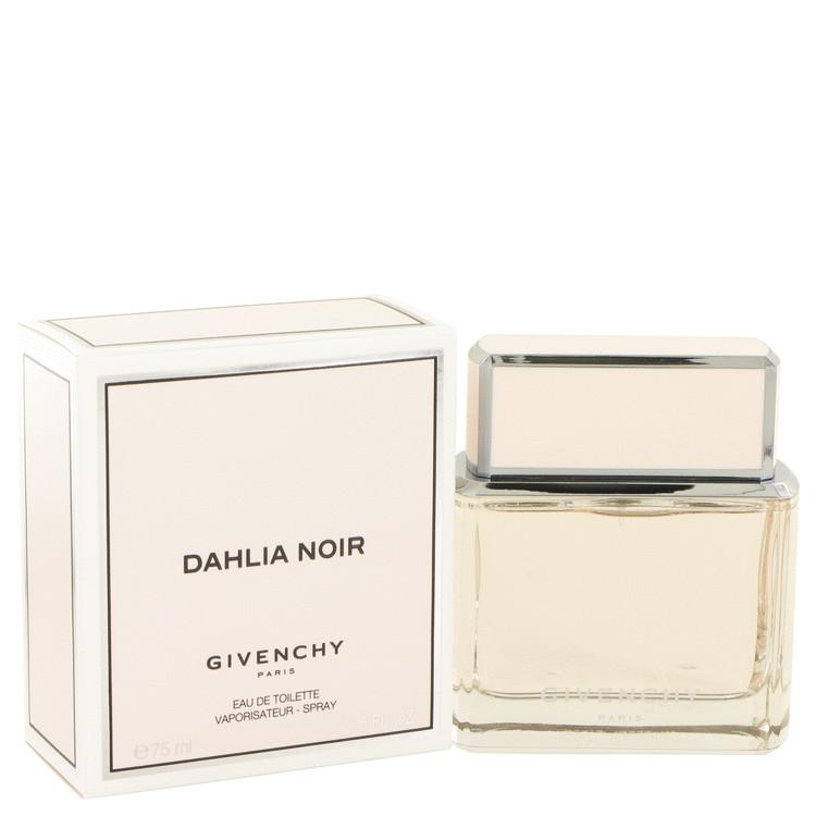 Dahlia Noir by Givenchy for Women Eau De Toilette Spray 2.5 oz