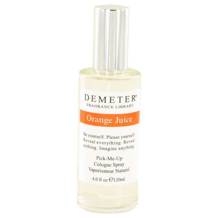Demeter Perfume 120 ml Orange Juice Cologne Spray (unboxed) for Women
