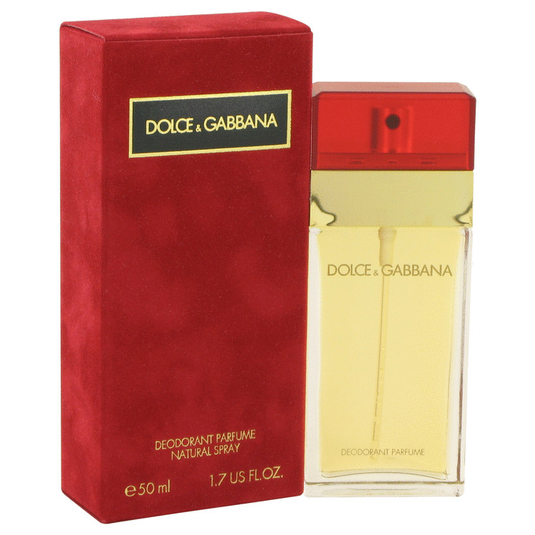 Dolce & Gabbana Deodorant 1.7 oz Deodorant Spray for Women
