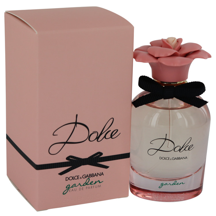 Dolce Garden Perfume by Dolce & Gabbana 50 ml EDP Spay for Women