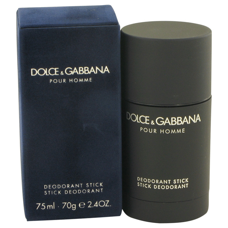 Dolce & Gabbana Deodorant 2.5 oz Deodorant Stick for Men