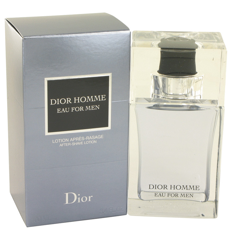 Dior Homme Eau by Christian Dior for Men After Shave Lotion 3.4 oz