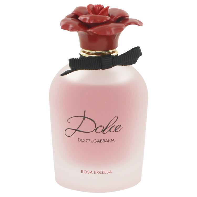 Dolce Rosa Excelsa Perfume 75 ml Eau De Parfum Spray (Tester) for Women