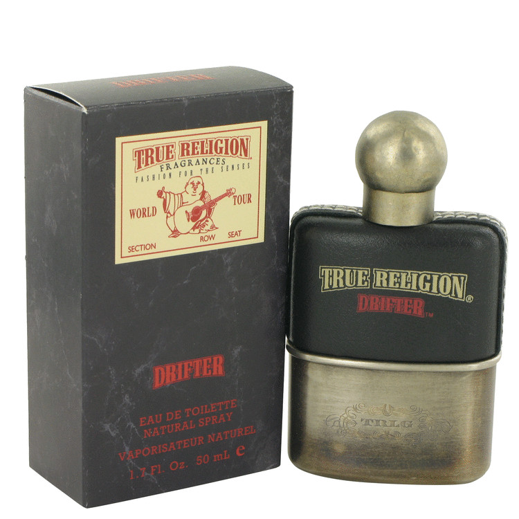 True Religion Drifter Cologne by True Religion 50 ml EDT Spay for Men