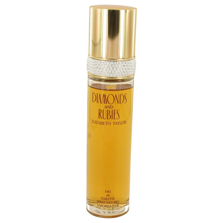 Diamonds & Rubies Perfume 100 ml EDT Spray(Tester) for Women