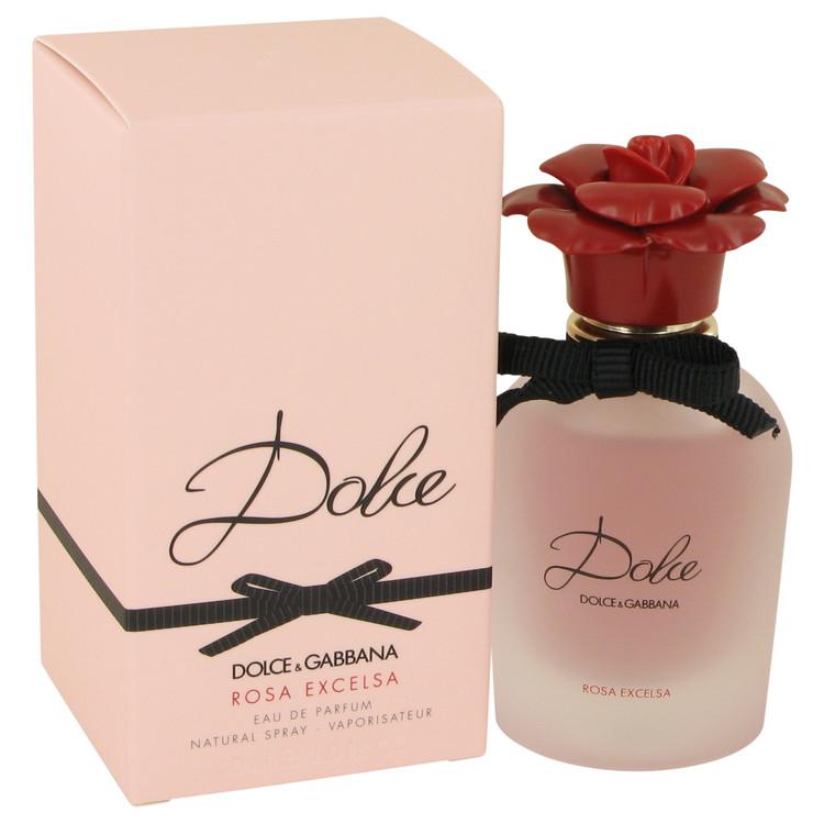 Dolce Rosa Excelsa by Dolce & Gabbana – Eau De Parfum Spray 1.0 oz (30 ml) for Women