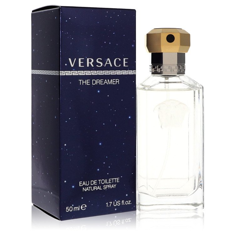 Dreamer Cologne by Versace 50 ml Eau De Toilette Spray for Men