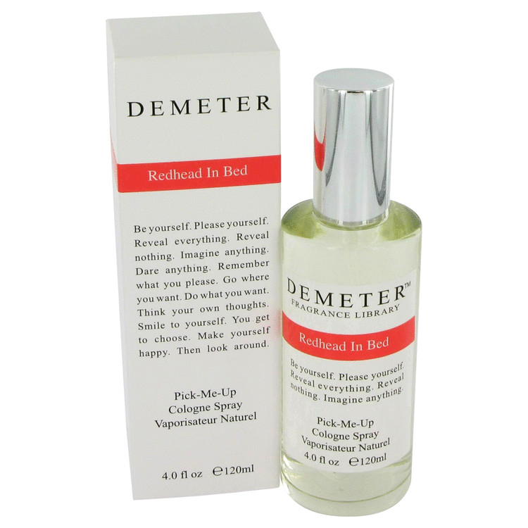 Demeter Perfume 120 ml Redhead in Bed Cologne Spray for Women