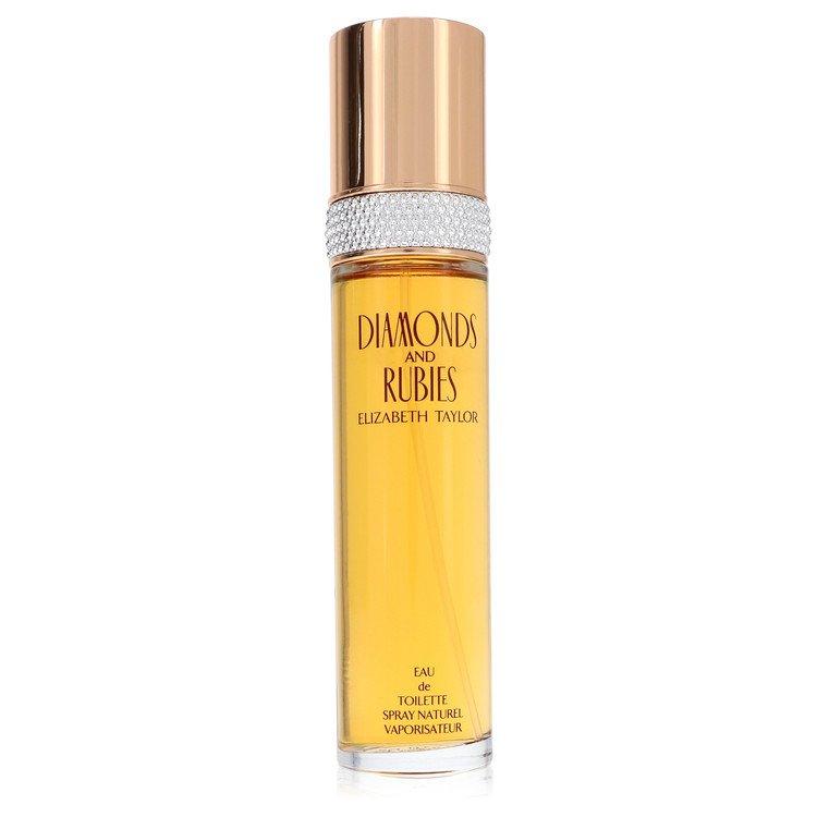 Diamonds & Rubies Perfume 100 ml Eau De Toilette Spray (unboxed) for Women