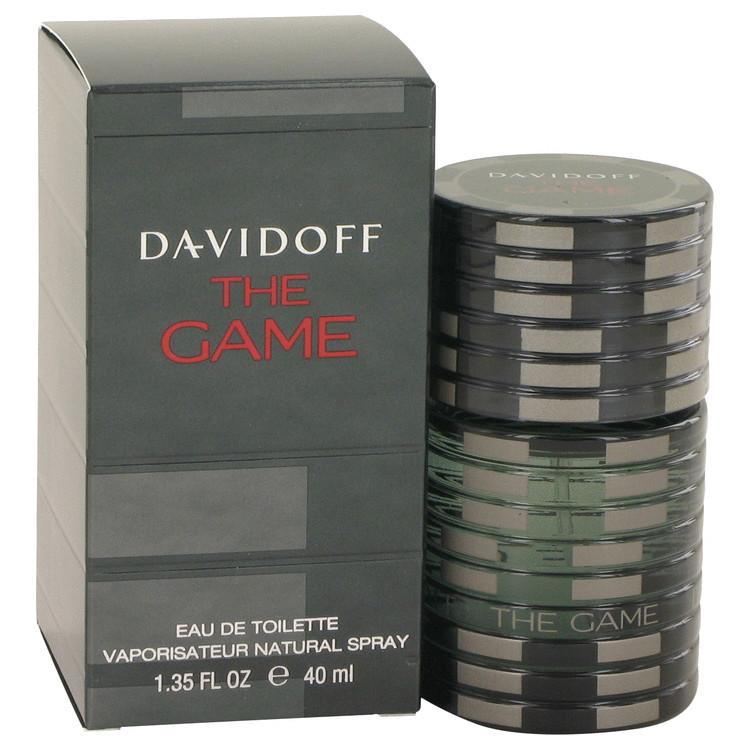 The Game by Davidoff for Men Eau De Toilette Spray 1.3 oz